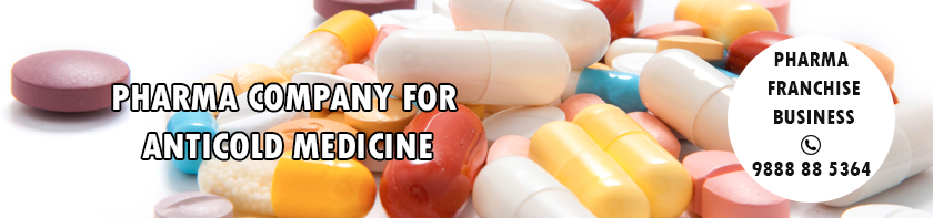 Pharma Franchise Company for Anticold Medicine