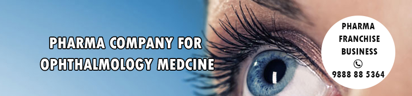 Pharma Franchise Company For Ophthalmology