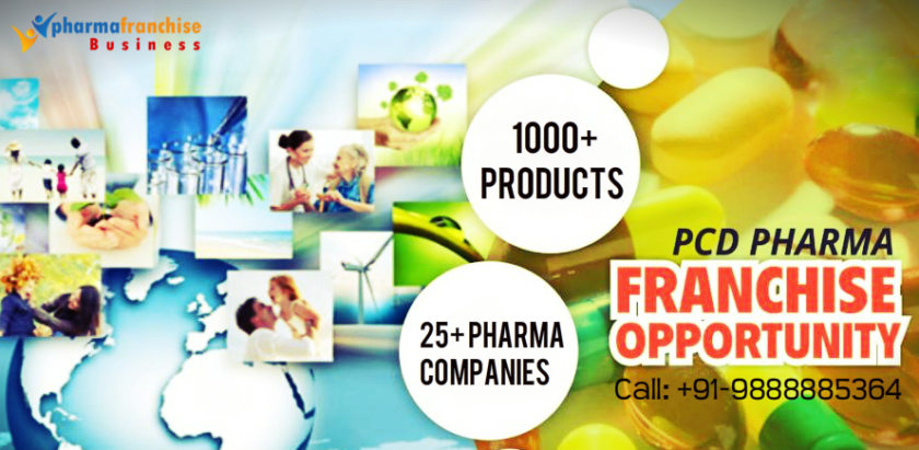 Top Pharma Franchise Companies