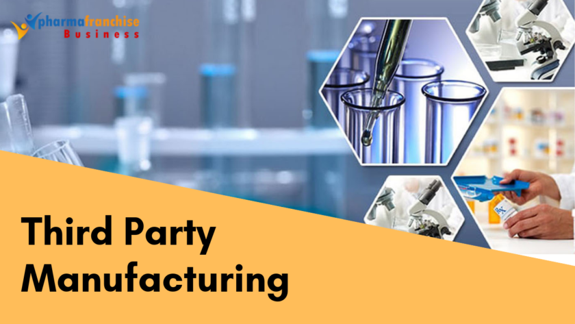 Third Party Pharma Manufacturing Company
